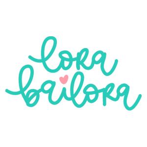 Logo marca Lora Bailora