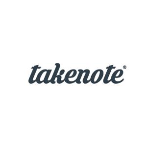 Logo marca Takenote